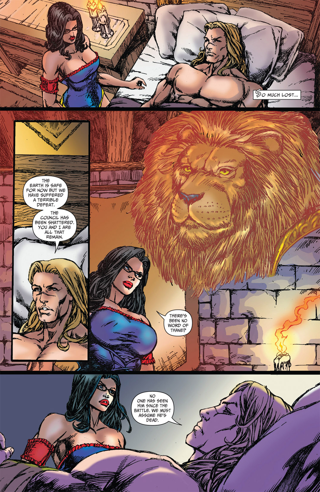 Grimm Fairy Tales (2005) Issue #51 #54 - English 8