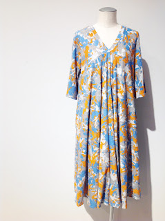 mintdesigns-ミントデザインズ-FLARE DRESS☆香川・綾川店