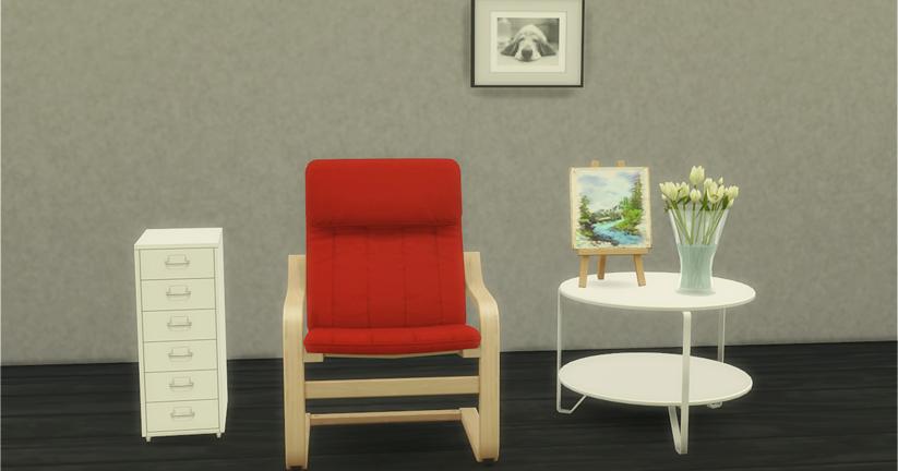 Contenido personalizado para sims 4 set de muebles ikea y for Muebles de cocina sims 4