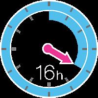 skindavia 16 hours clock