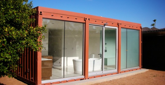 Shipping container homes upcycle living arizona phoenix addition container home - Container homes arizona ...