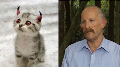 "Gareth Morgan mengajak penduduk Selandia Baru untuk ""memusnahkan"" kucing dari negeri mereka"