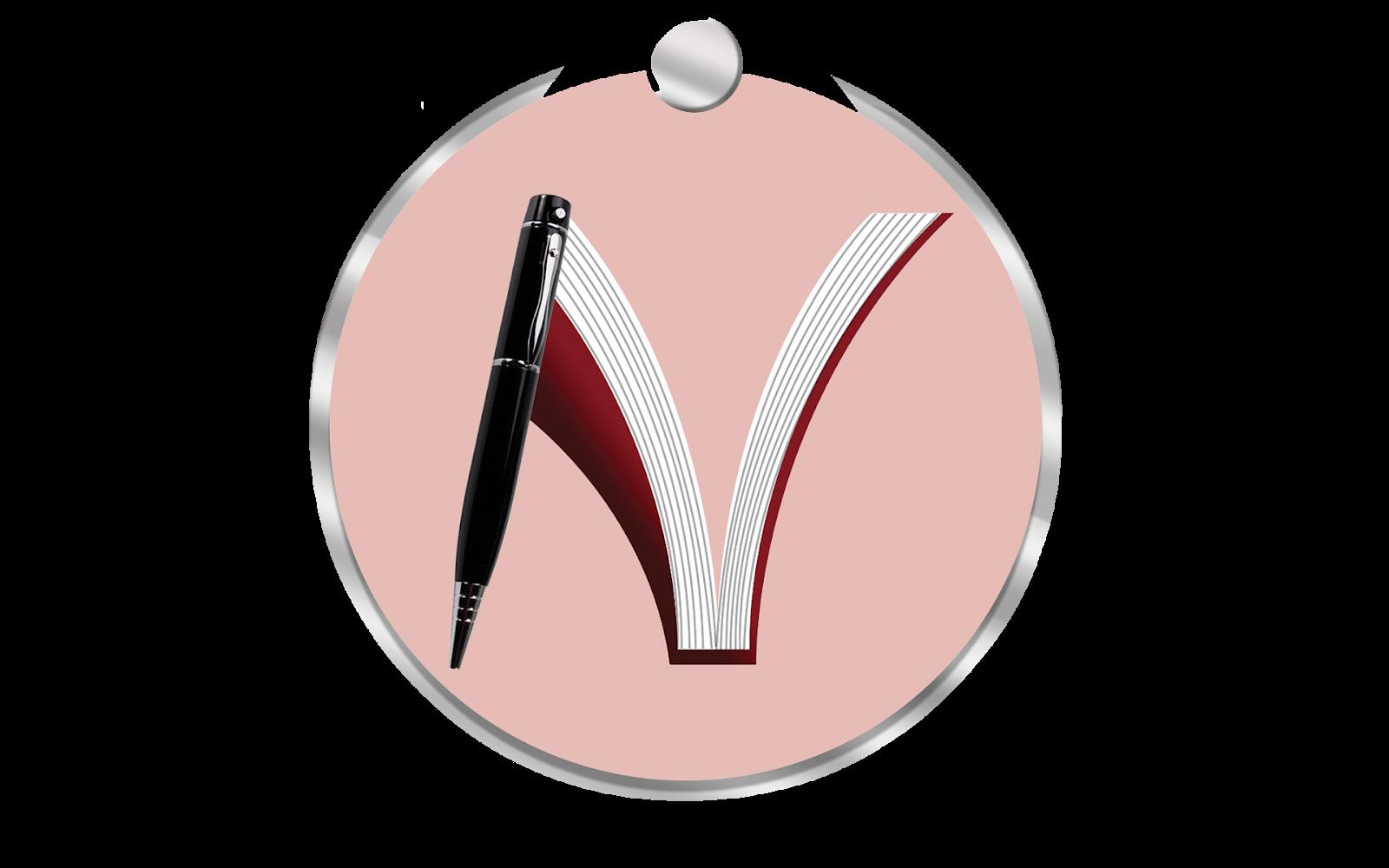 الشعار الرسمي للمؤلفة ناديا الشهري