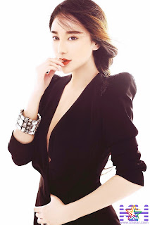 Beautiful Actress Jiang Xinyu