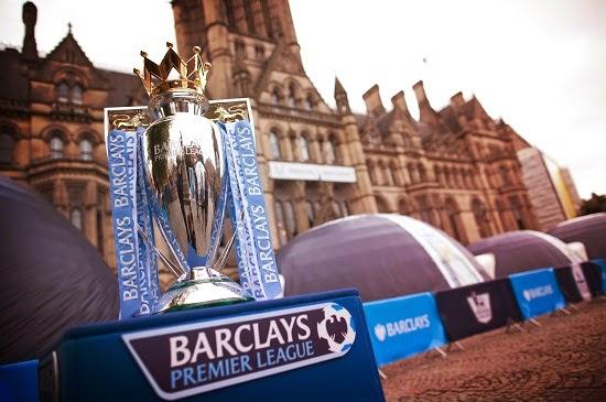 Jadwal pertandingan Liga Inggris di Nexmedia.