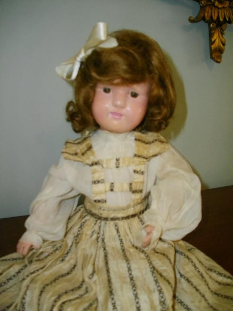 Schoenhut Dolly