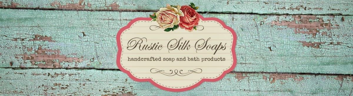 Rustic Silk Soaps