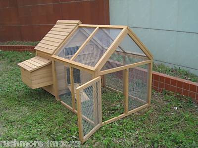 Chicken coop designs 2012 for Small chicken house plans
