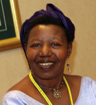 Hon. Dr. Miria Matembe
