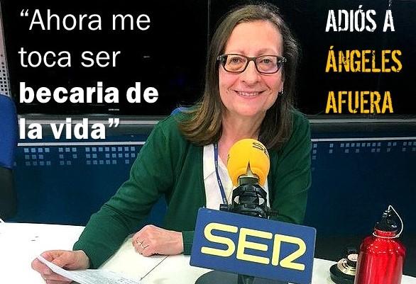 ÁNGELES AFUERA, 39 AÑOS EN LA SER
