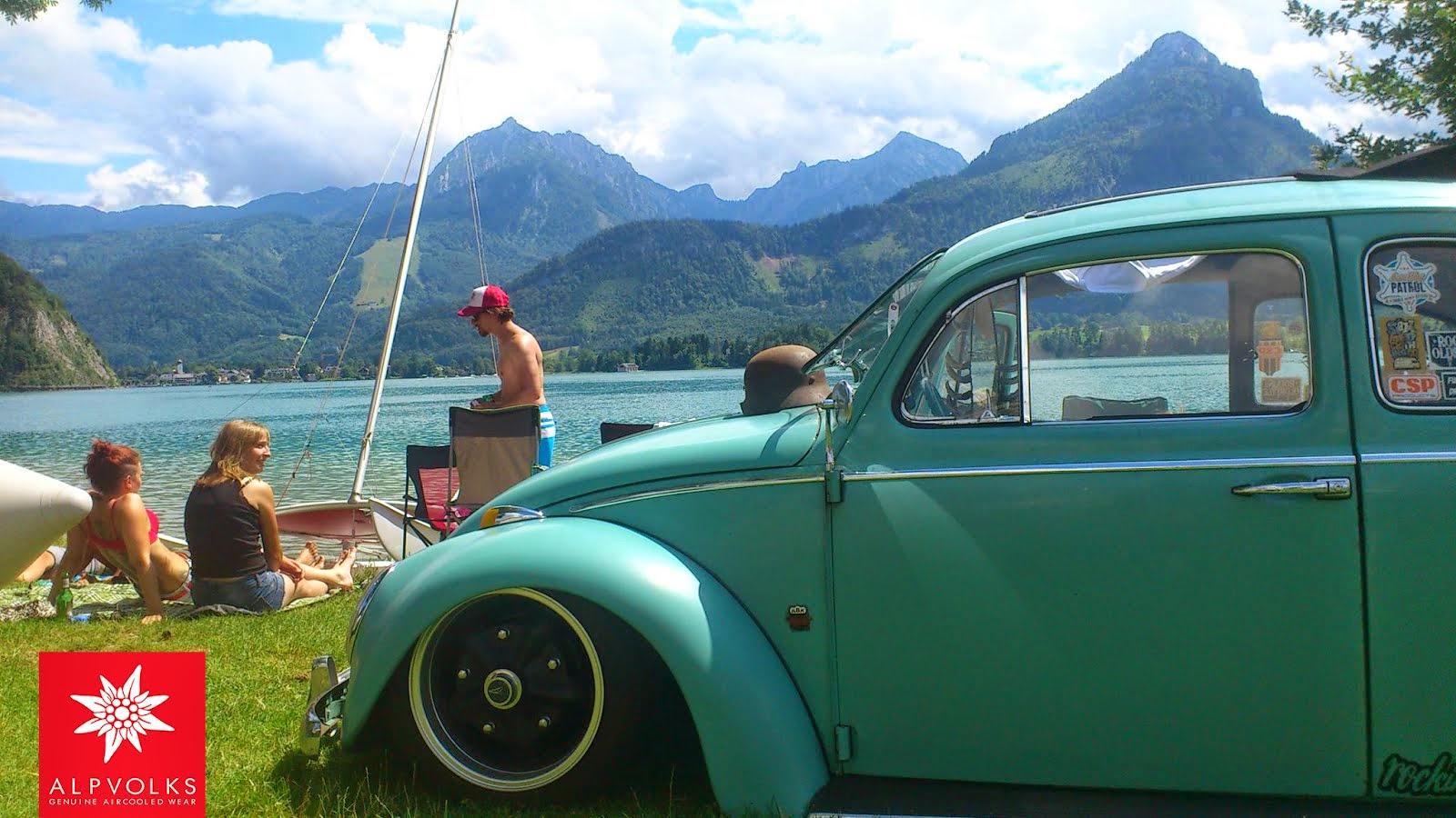 Alpvolks-Sommerfrische am Wolfgangsee