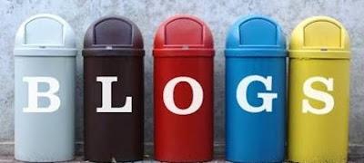blog sampah