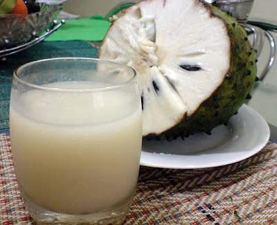 kandungan buah sirsak dan manfaatnya untuk tubuh