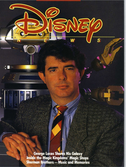 George Lucas without a beard