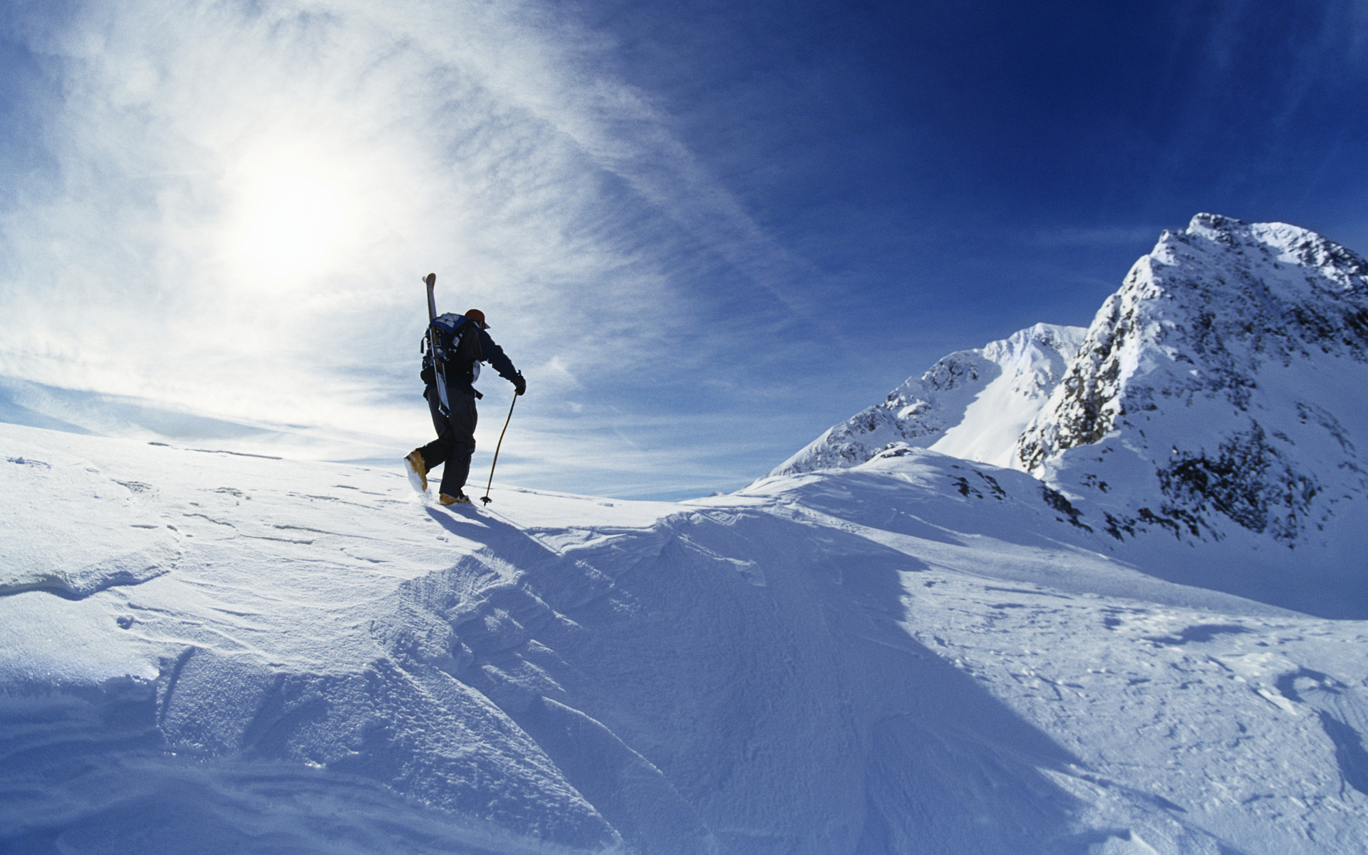 Winter Extreme Sports Wallpapers