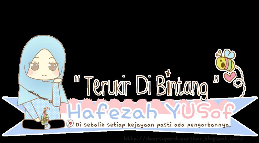 Hafezah Yusof  (Terukir Di Bintang)