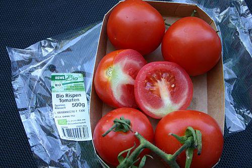 Bio-Rispen-Tomaten von REWE