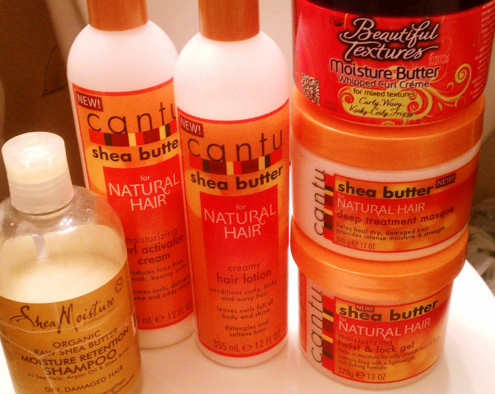 Natural Hair: What Products Do You Use? [Part 2]  FabEllis