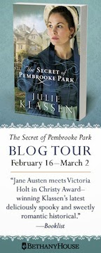 The Secret of Pembrooke Park will go on tour next week!