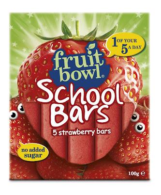 Fruit Bowl School Bars