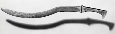 Evolution of Swords - The Assyrian Sword - Pooley Sword