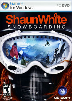 sw Download   Shaun White Snowboarding   PC