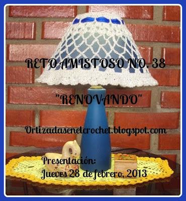 Nuevo E.A. organizado por Lilian ortizadas en crochet