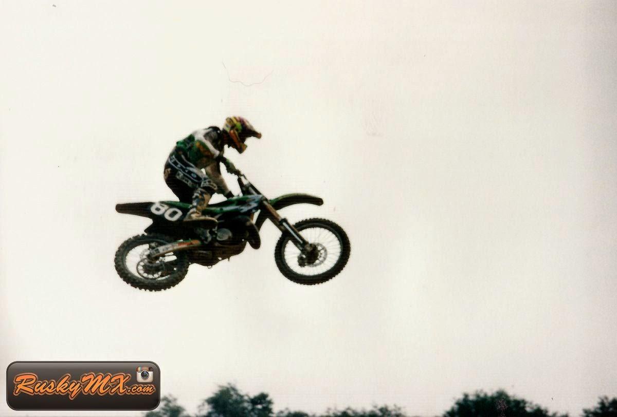 Brock Sellards Steel City 1997