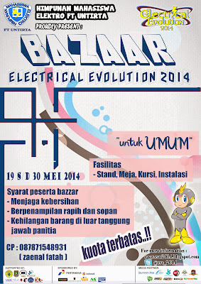 Bazaar On Electrical Evolution (E-VO) 2014