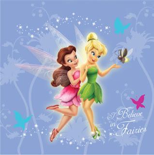 Tinkerbell Friendship Cards choosboox