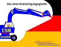 ESM das neue Ermchtigungsgesetz