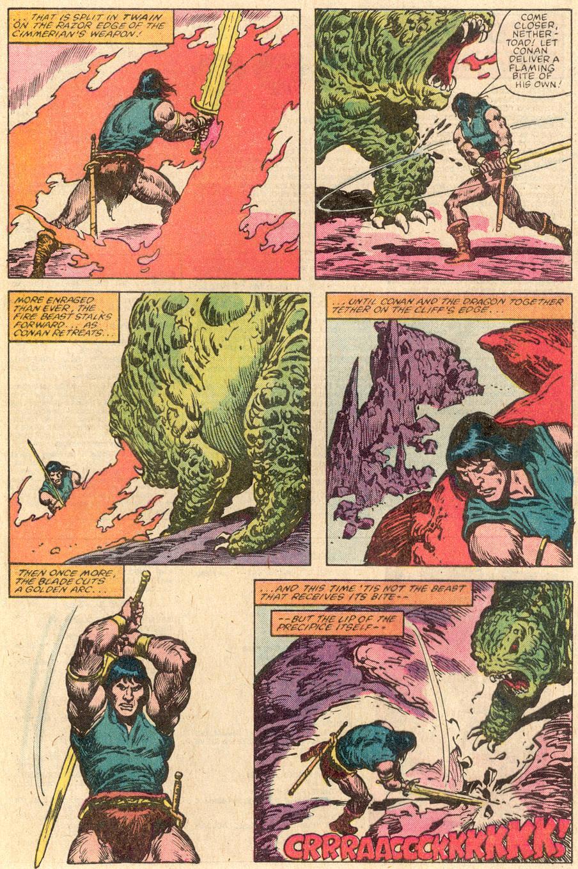 Conan the Barbarian (1970) Issue #144 #156 - English 22