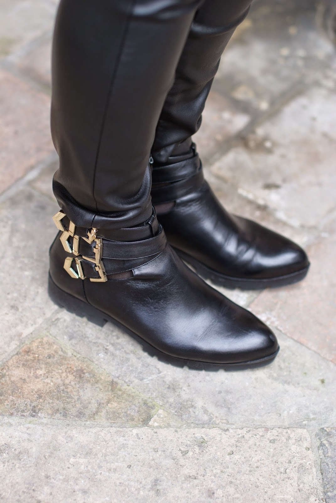 buckled boots, Albano scarpe, Fashion and Cookies, fashion blogger, fashion blog