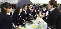 Llevan actividades científicas y tecnológicas a estudiantes de La Vigas, Villa Aldama y Altotonga