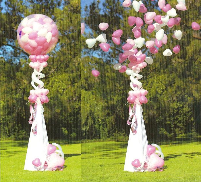 Dream house designs july 2012 for Decoracion para pared con globos
