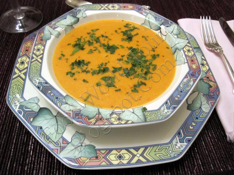 World Food Tour: December 2011