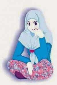 Kumpulan Kartun Anak Sholeh, Wanita Sholehah Versi Kartun, Aku Suka Kartun Islami