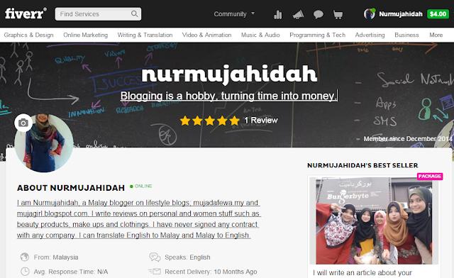 laman web blogger cari duit, tawarkan servis blogger di sini, lubuk wang untuk blogger