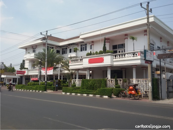 Hotel Agung Mas Jogja Dekat Dengan Malioboro