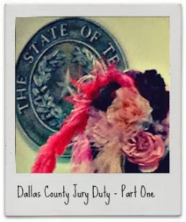 Dallas County Jury Duty