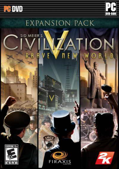 Sid Meiers Civilization V Brave New World PC game