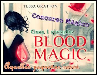 Concurso Blood Magic