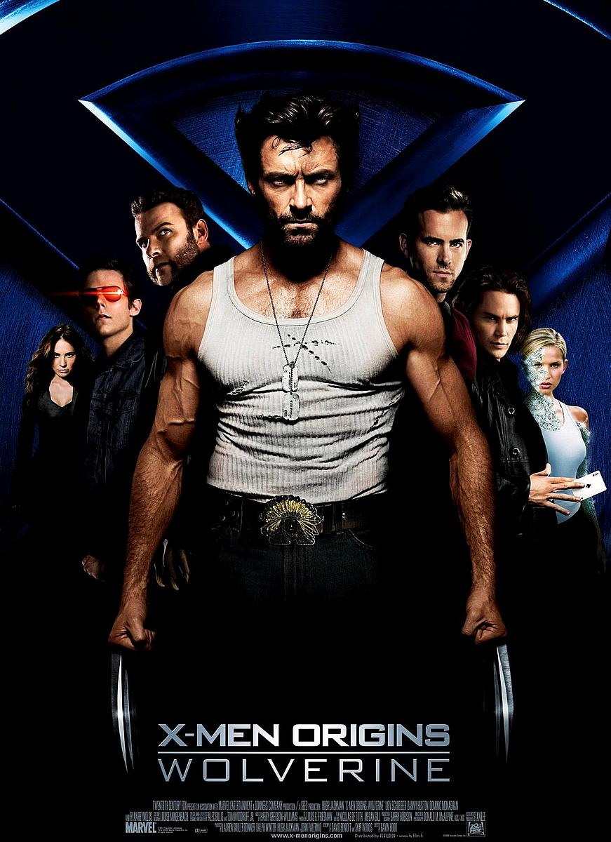 X Man Origins Movie 44