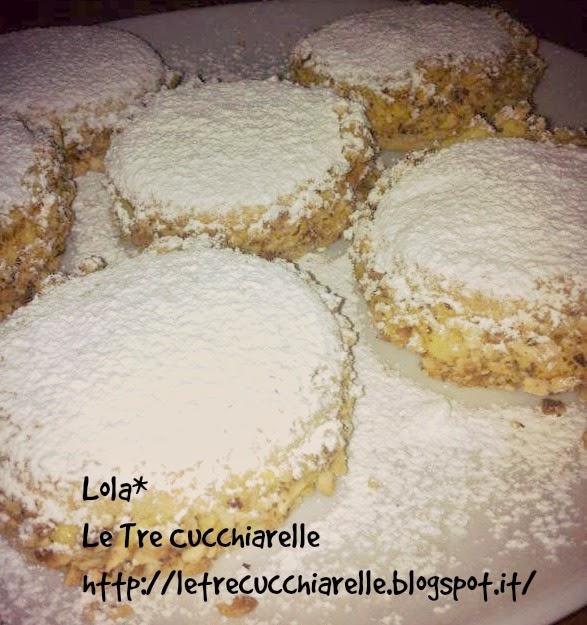 le deliziose di zia antonella con zucchero a velo eridania!!
