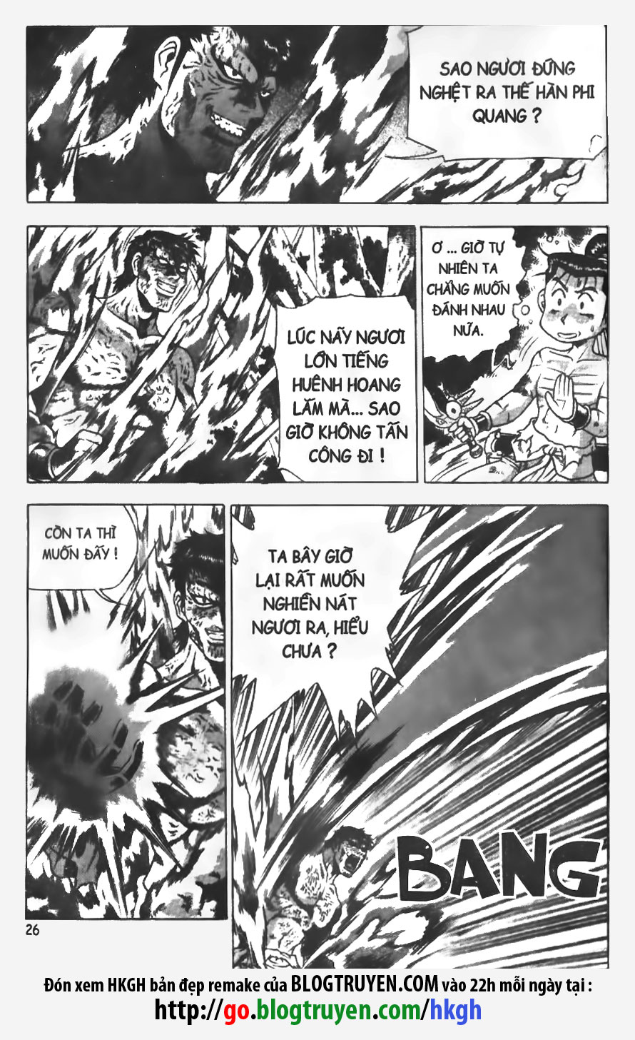 Hiệp Khách Giang Hồ chap 152 Trang 25 - Mangak.info