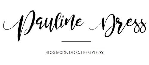 Pauline Dress Blog Mode, Lifestyle et Déco à Besançon