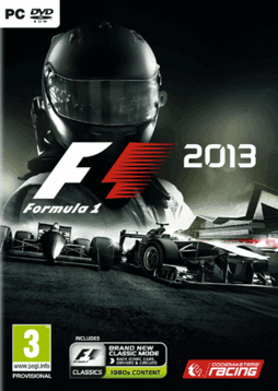 F1 2013 Game