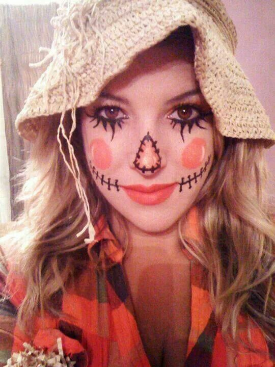 Cute Yet Creepy DIY Halloween Party Make-Up - Herbs U0026 Oils Remedies