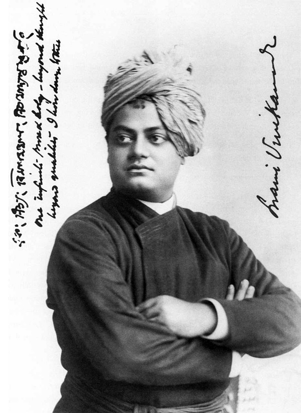 Swami Vivekananda and Yoga