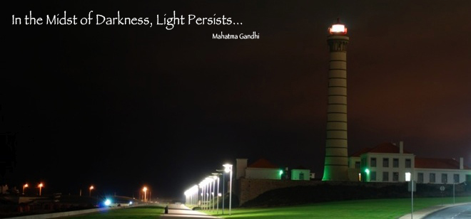 In the midst of darkness, light persists...